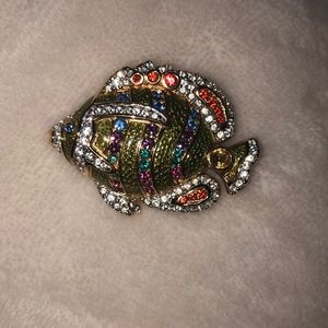 Swarovski brooch
